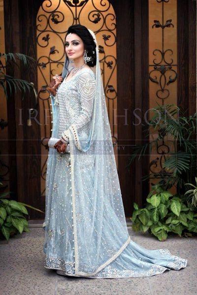 Pakistani bridal couture, Faraz Manan, 2015