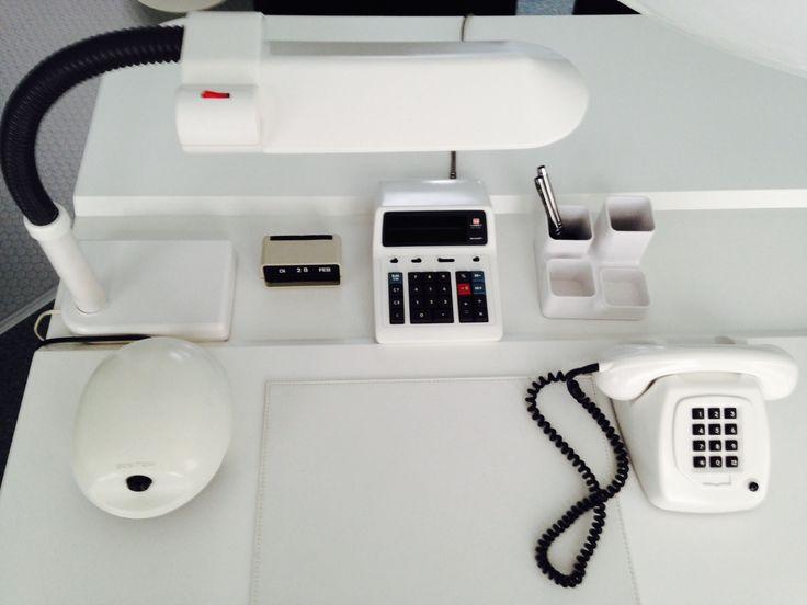 Vintage design Desk gear.