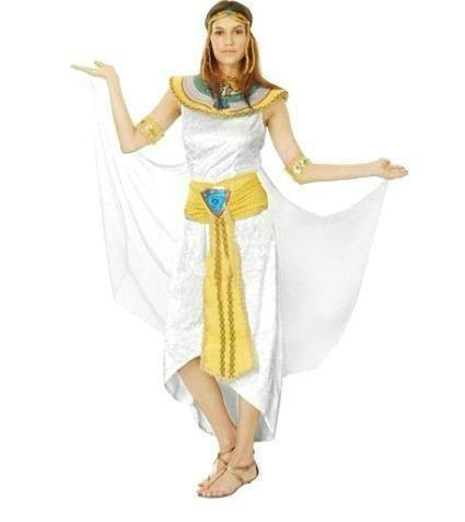 Взрослые новогодние костюмы египетских цариц