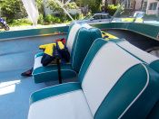 17 Best Ideas About Boat Upholstery On Pinterest Boat