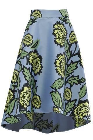 TRELISE COOPER Spring 16 Hi-Lo Kitty Skirt Dandelion daze - 92% Polyester, 8%Nylon Sale Trelise Cooper Sale Cooper Sale COOP Sale Designer Clothing Gallery