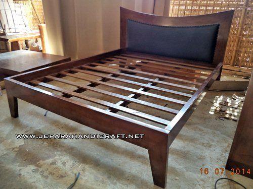 desain tempat tidur jati, dipan unik, model tempat tidur minimalis, penjual tempat tidur kayu, supplier tempat tidur, tempat tidur murah, te...
