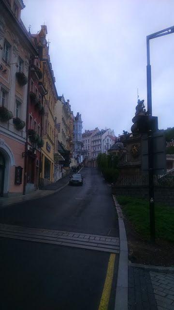 Haris Karagkounidis: Czech Republic-Karlovy vary