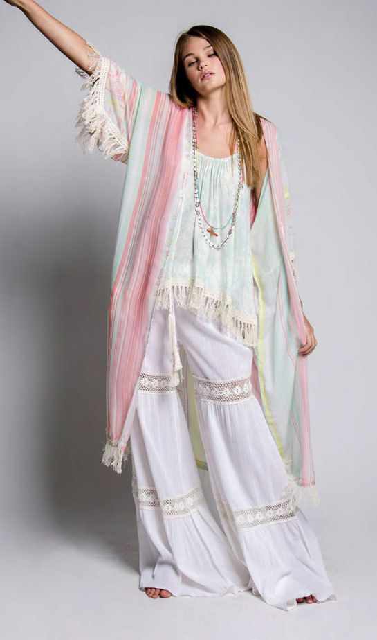 18 best Lovely Bohemian Festival Kimono Kaftan Tunics images on ...