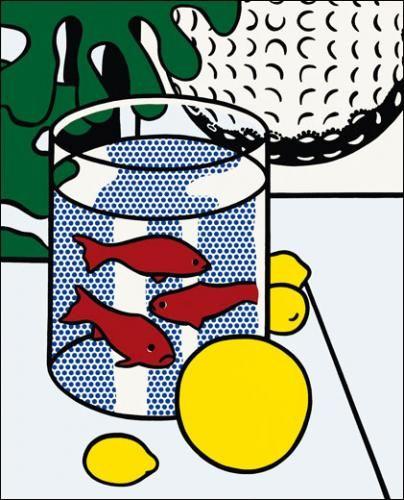 Roy Lichtenstein   Critique   Roy Lichtenstein   Paris 4e. Centre Pompidou