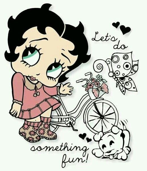 The 632 best COCA COLA y BETTY BOOP images on Pinterest | Betty boop ...