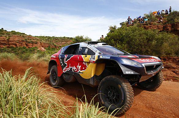 Sebastien Loeb, Dakar Rally 2016