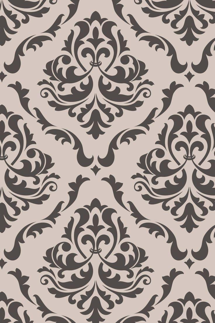 Fondo crema y diseño gris oscuro