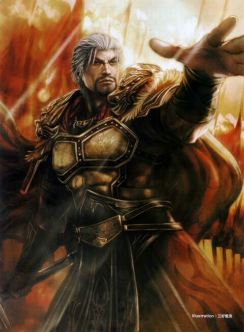 Dynasty Warrior- Sun Jian
