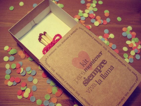 17 best images about regalos on pinterest kid father 39 s - Ideas para sanvalentin ...