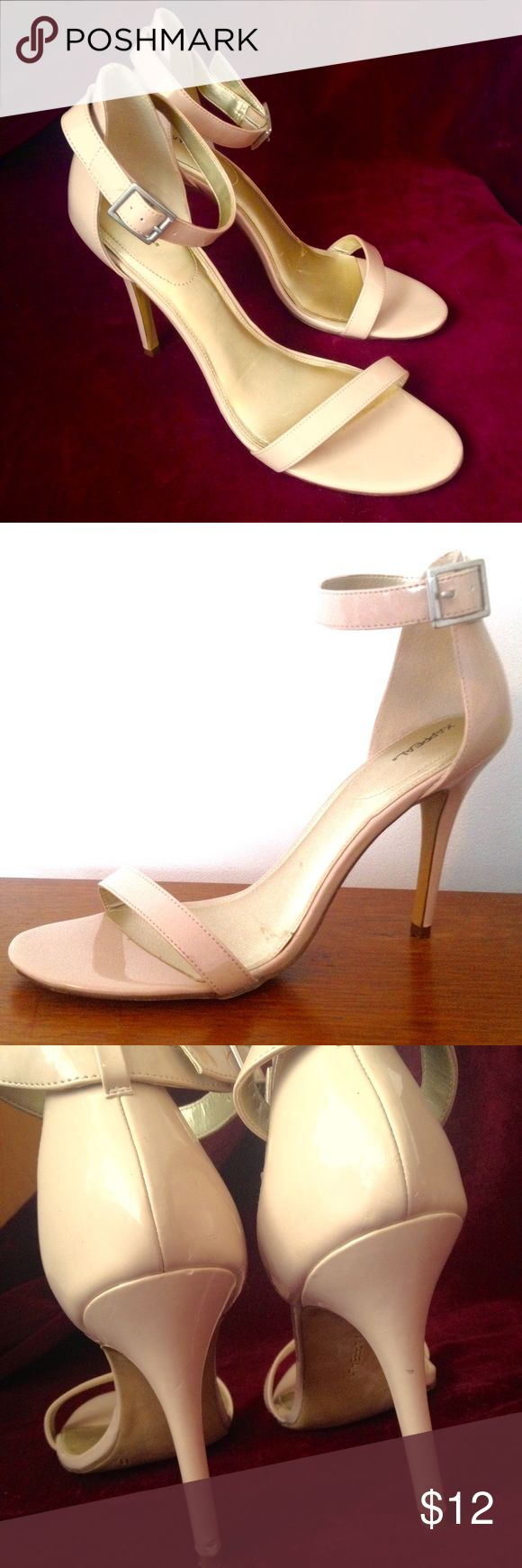 1000  ideas about Neutral Strappy Heels on Pinterest | Navy ...