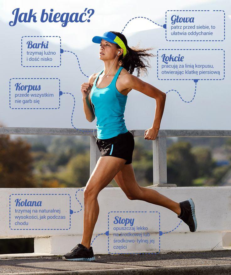 Jak biegać?  #cholester #sport #zdrowie #bieganie