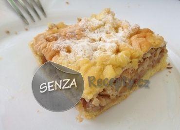 Hraběnčiny řezy - Countess cuts (apple pie)