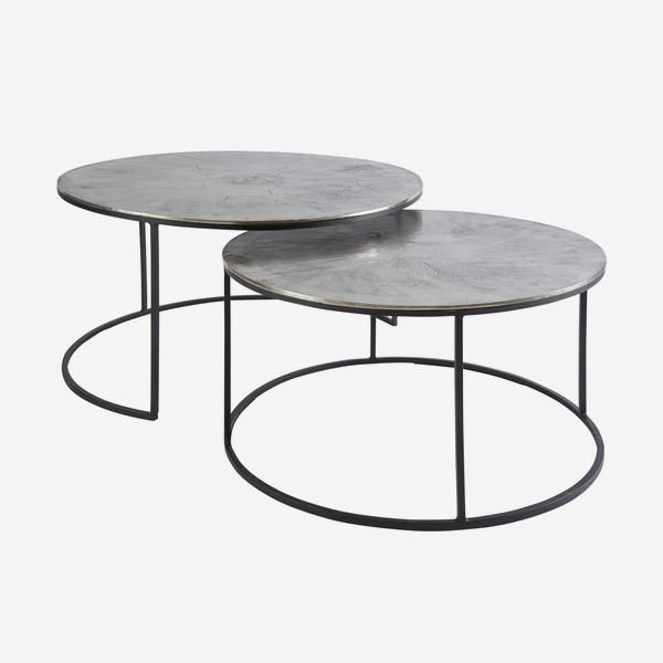 Taro With Images Coffee Table Nesting Coffee Tables Circular