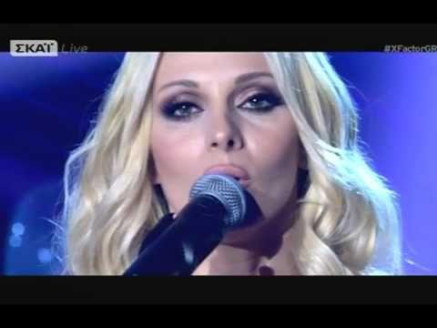 Χ FACTOR GREECE 2016 | LIVE SHOW NINE | GUEST | ΠΕΓΚΥ ΖΗΝΑ