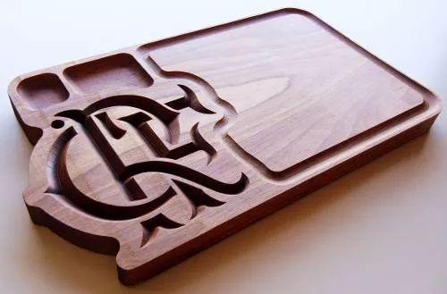 tabua de carne em madeira para churrasco flamengo