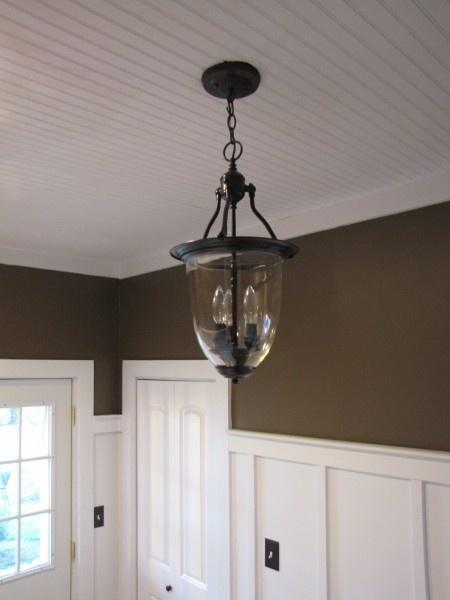 i want bead board ceiling!