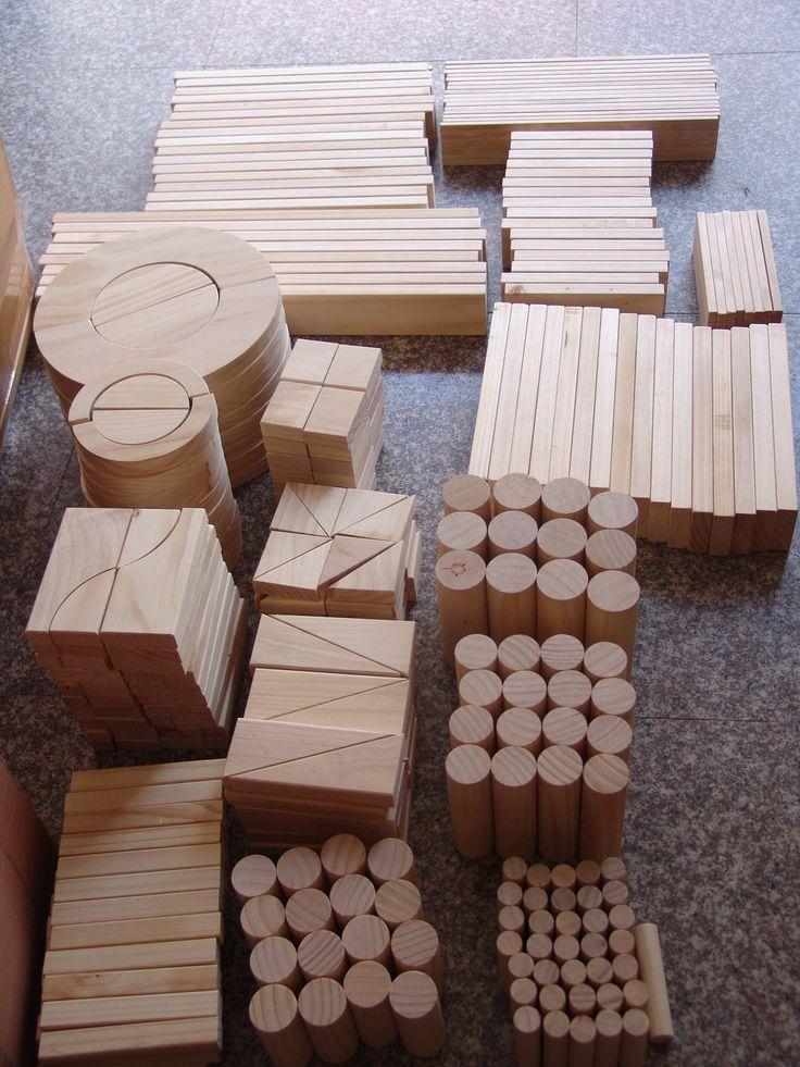 Big Wood Blocks ~ Best building blocks ideas on pinterest