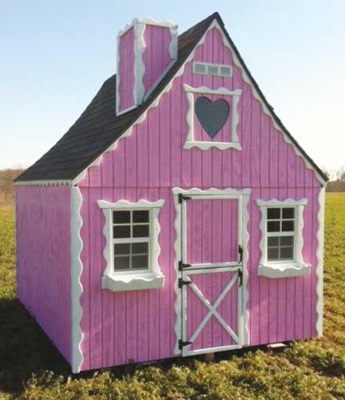 Just A SwingN - Custom Built Portable Storage Buildings In Clarksville, TN