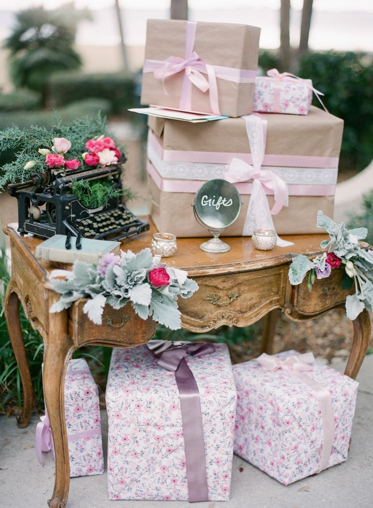 The 25 best wedding gift ideas without registry ideas on pinterest how to register for cash without looking tacky tacky weddingwedding vintagewedding gift tableswedding negle Image collections