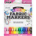<mark>Tulip</mark> Fabric Markers, 12pk