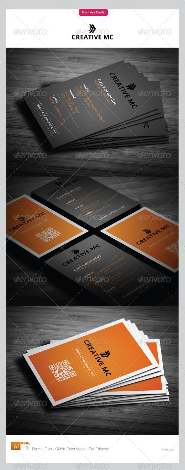 74 best images about Business Cards on Pinterest | Fonts, Business ...