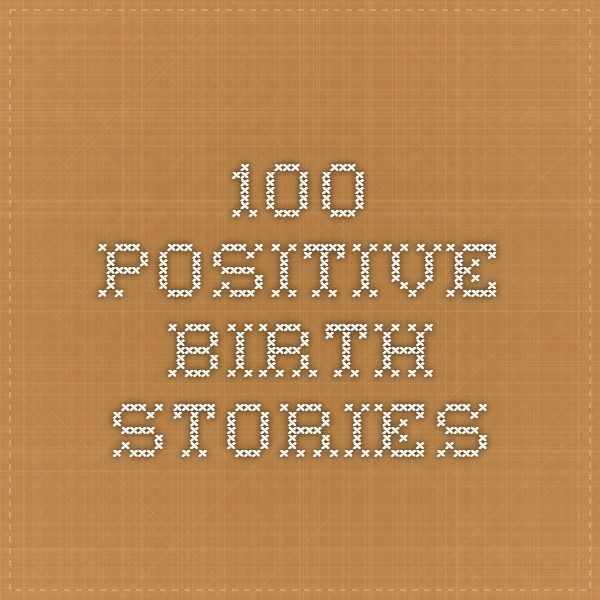 18 best self help books and energy healing images on pinterest 100 positive birth stories fandeluxe Gallery