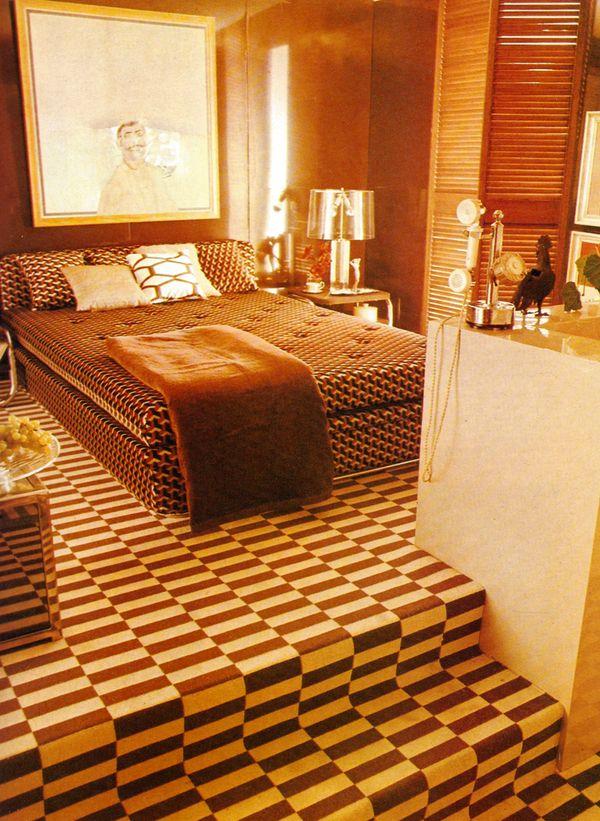 33 besten 1970\'s Style House Bilder auf Pinterest | Innenräume ...