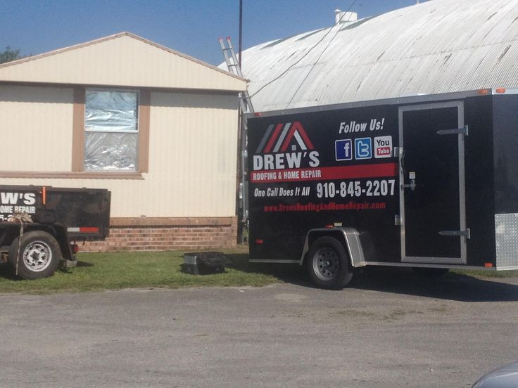 http://www.drewsroofingandhomerepair.com/epdm-rubber-roofing - In recent years, EPDM rubber roofing has become a popular roofing material for mobile homes. Contact Drew's Roofing and Home Repair in Southport, NC today for a FREE estimate!