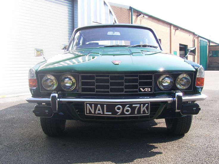 1972 ROVER P6 3500 S - Previously supplied | SHERWOOD Restorations