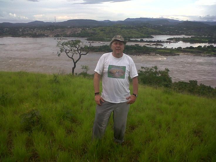 Río Orinóco. Departamento del Vichada. Colombia.