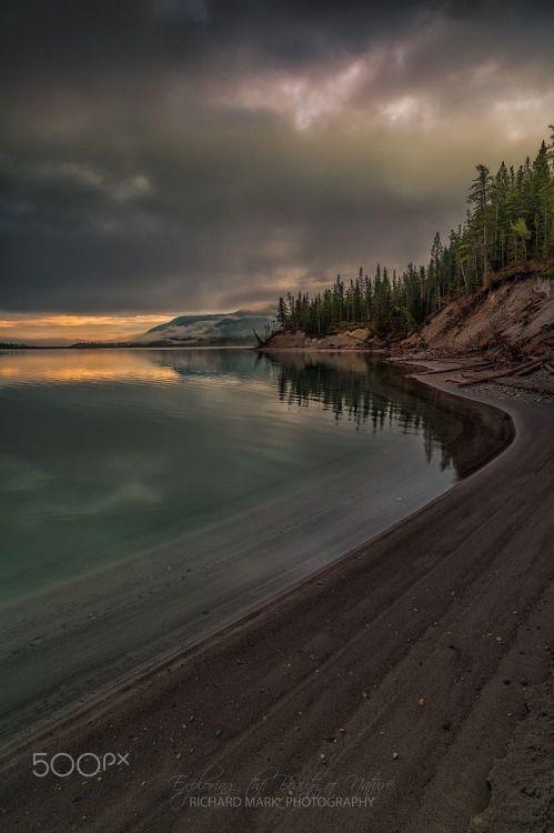 euph0r14:  landscape   Barrier Lake   by Richard_Mark  ...