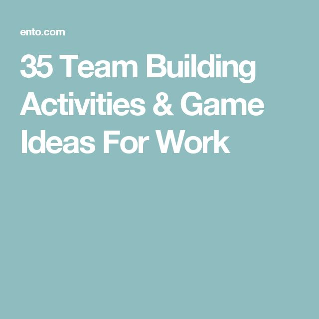1000 ideas about team building games on pinterest team - Team building swimming pool games ...