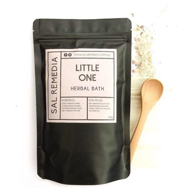 Little One Herbal Bath