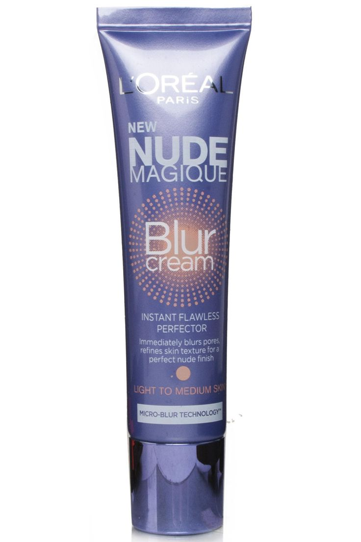 Best primer L'Oreal Paris Nude Magique Blur Cream