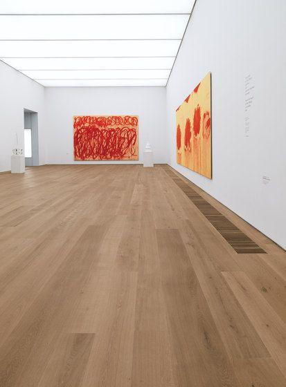 Wood flooring | Hard floors | Oak | DINESEN. Check it out on Architonic