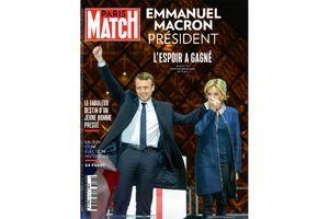 Emmanuel Macron | Paris Match