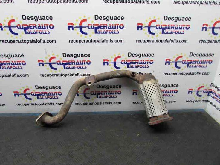 Información de la pieza catalizador de peugeot 307 (s1) 1.6 16v cat (109 cv) | Desguace Recuperauto Palafolls en Barcelona