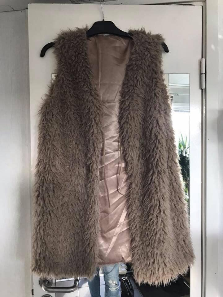 Loika Cheat Pelzweste one size (341747055) ᐈ Bei Tradera kaufen   – Jacket lining
