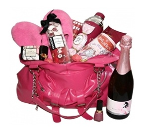 Sex in the city gift basket