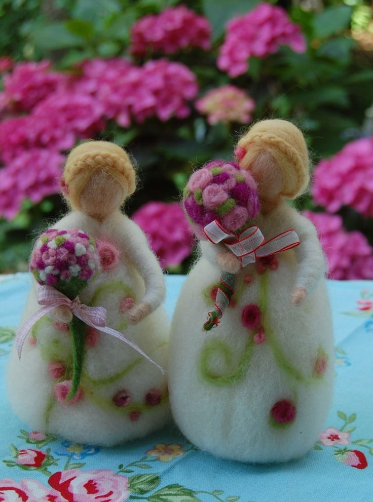 Die Wollwerkerin - Phantasieanregendes aus Märchenwolle