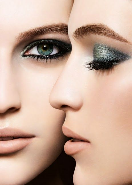 ♔ Chanel Les 4 Ombres Collection for Spring 2014