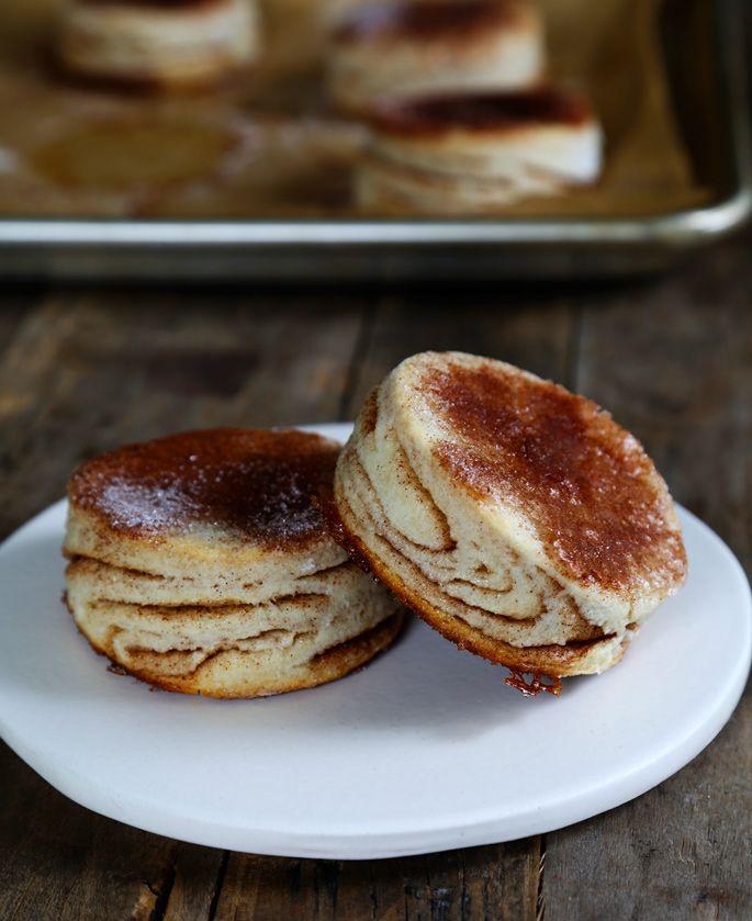Cinnamon Sugar Biscuits (GF)