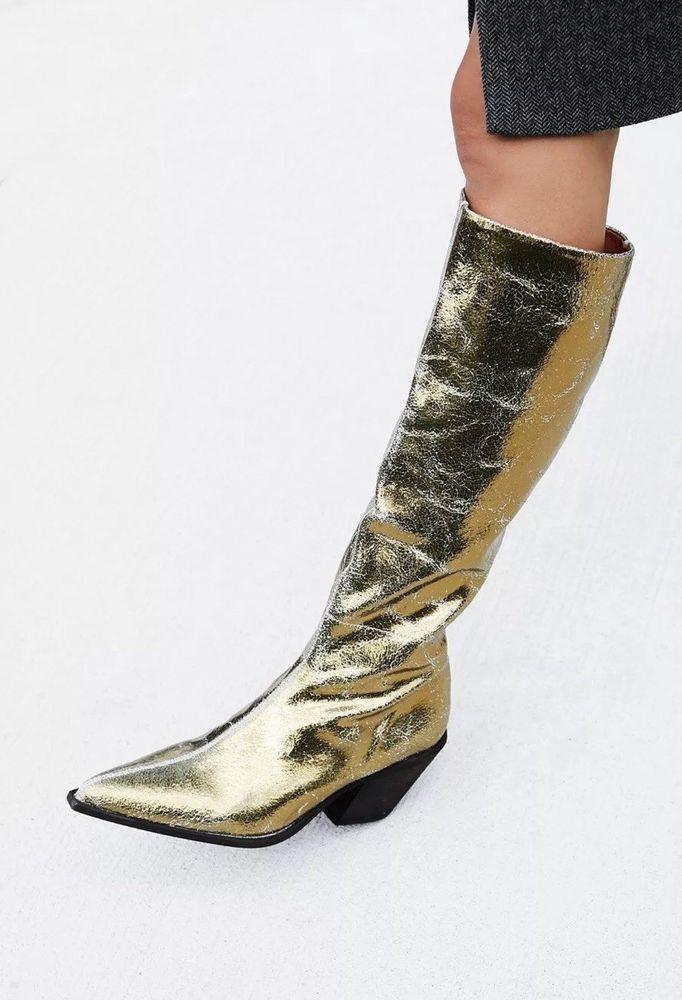 Studio 54 Tall Boots Size 7.5 8 EURO 38