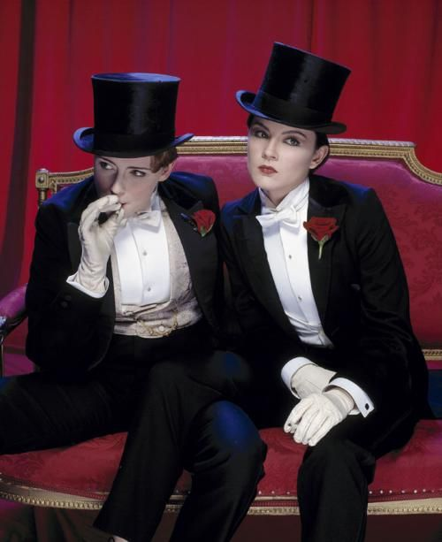 Burlington Bertie and Tipping The Velvet. Neo-Victorian Thoughts.
