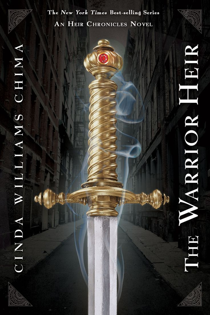The Heir Chronicles Series By Cinda Williams Chima (the Warrrior Heir #1,  The