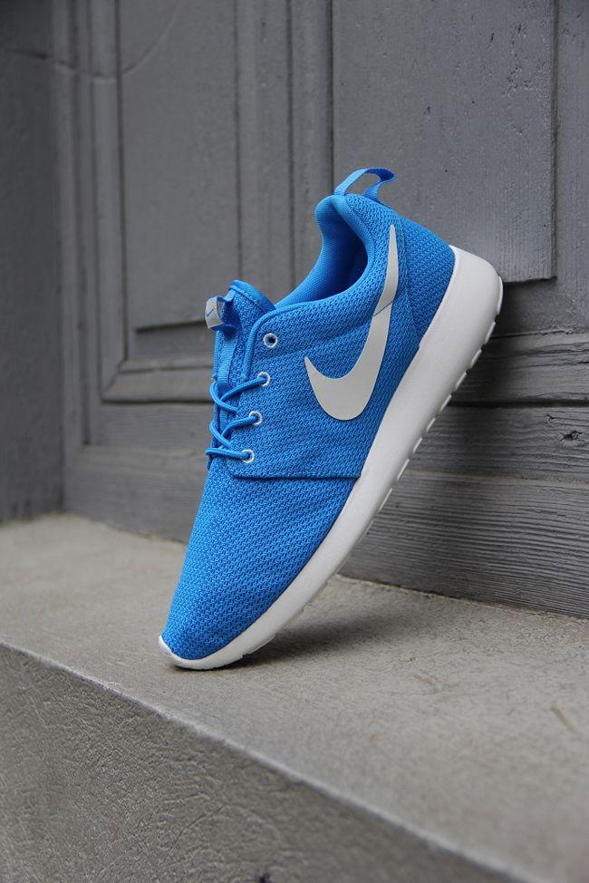 """Nike Roshe Run """"Blue Hero"""""""