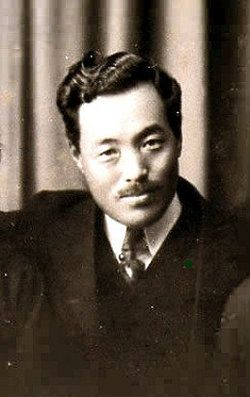 Hideyo Noguchi  Japanese microbiologist who discovered the cause of syphillis and devised the Wasserman skin test for it. He also did research on rabies, trachoma, bubonic plague and yellow fever.