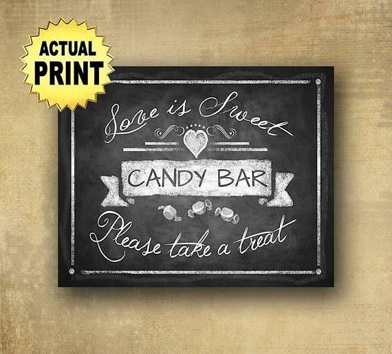 Love is Sweet Take a Treat Candy Bar sign, wedding #weddings #decoration @EtsyMktgTool http://etsy.me/2klMM0K #weddingsigns #weddingsignage