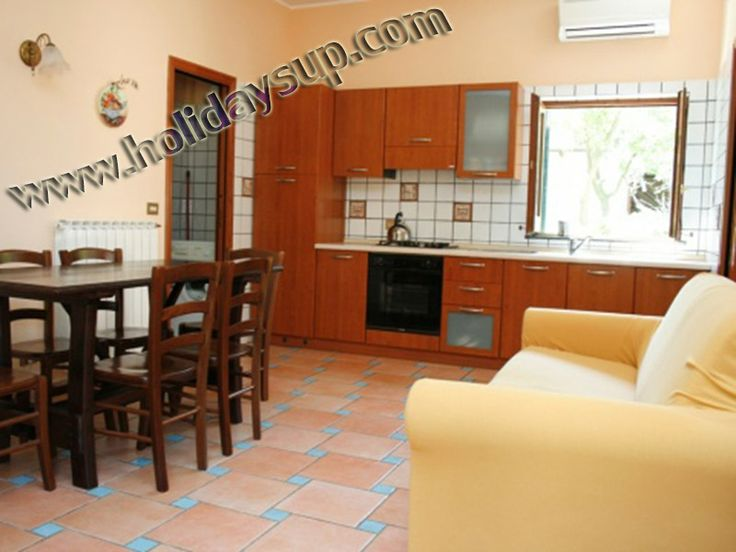 Living/Dining room at house for your Holiday in sorrento center with private swimming pool and car parking